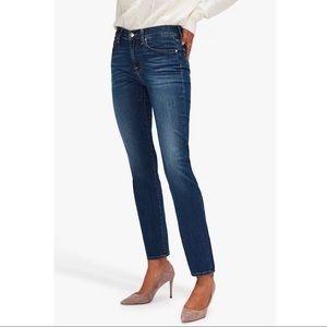 7 FOR ALL MANKIND Roxanne Blue Jeans